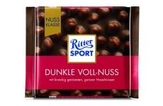 Ritter Sport Dunkle Voll Nuss ( Dark Hazelnut) - 100 g