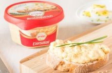 Popp Egg Salad and Chive - 150 g