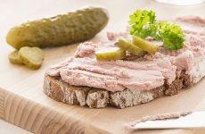 Deli-style Liver Sausage - 125 g (Gut & Günstig)