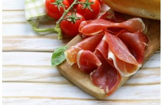 Serrano Ham (sliced) - 80 g