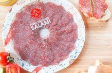 Wiltmann Salami (sliced) - 80 g