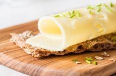 Maasdam Cheese (sliced) - 300 g (best before 20.04.21)