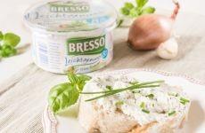 Bresso Legere feine Kraeuter (Light with Herbs) - 150 g (best before 22.08.18)