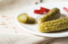 Baby Pickles with Herbs (Gut & Günstig) - 350 g