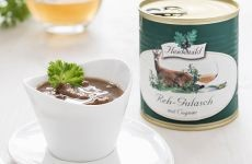 Deer Goulash with Cognac - 300 g