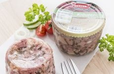 Mueller's Jellied Brawn with Pork and Herbs - 250 g