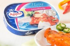 Appel Herring Filet in Salsa Picante - 200 g