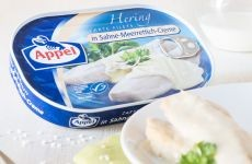 Appel Herring Filet in Horseradish Cream Sauce - 200 g