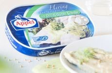 Appel Herring Filet in Dill and Cream Sauce - 200 g