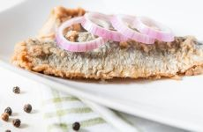 Fried Herring Filet in Spicy Brine - 325 g (Gut & Günstig)