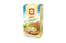 6 Grain Rye Bread - 500 g