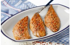 Smoked Mackerel Filet with Pepper - 500 g