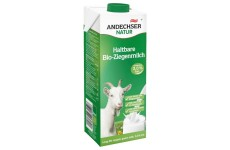 Andechser Organic Goat Milk - 1000 ml PROMOTION