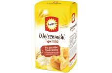 Aurora Wheat Flour Type 1050 - 1000 g