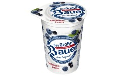 Bauer Fruit Yoghurt Blueberry Cassis - 250 g (best before 28.01.21)