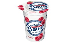 Bauer Fruit Yogurt Raspberry - 250 g