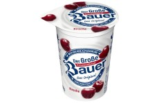 Bauer Fruit Yogurt Cherry- 250 g