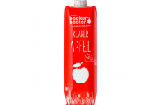 Becker's Bester Apple Juice (clear) - 1000 ml