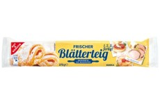 Flaky Pastry - 275 g (Gut & Günstig) (best before 22.09.21)