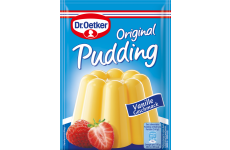 Dr. Oetker Original Vanilla Pudding - 3x37 g