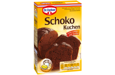 Dr. Oetker Chocolate Cake - 485 g