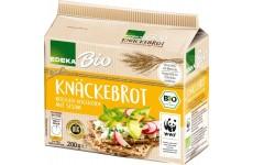Edeka Organic Crispbread with Sesame - 200 g