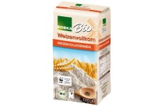Edeka Organic Whole Grain Wheat Flour - 1000 g
