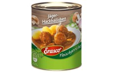 Erasco Meat Balls Hunter-Style - 800 g