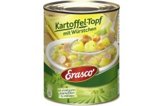 Erasco Potato Stew with Sausages - 800 ml