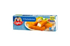 Iglo Fish Fingers - 450 g