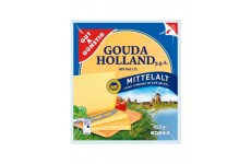 Gouda medium aged (Gut & Günstig) - 450 g