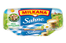 Milkana Sahne (cream) - 200 g