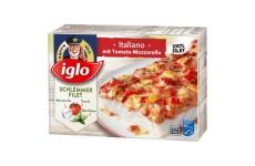 Iglo Fish Filet Italiano - 380 g