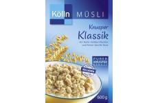 Koelln Crunchy Muesli Classic - 600 g