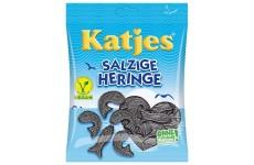 """Katjes """"Salzige Heringe"""" (liquorice fish) - 200 g"""