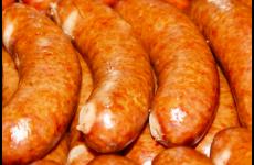 """Pinkel Sausage """"Bremen Style"""" - 400 g"""