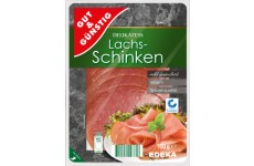 Filet of Ham (sliced) - 100 g (Gut & Günstig)