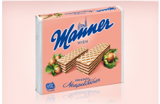 Original Manner Neapolitan Wafer - 75 g
