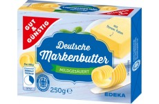 Butter (mildly soured) - 250 g (Gut & Günstig)