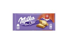 Milka & LU Cookies - 87 g