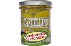 Olives Stuffed with Pecorino Cream - Glass of 180 g