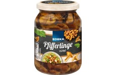 Edeka Chanterelles (medium sized) - 330 g