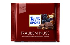 Ritter Sport Trauben Nuss (Grapes & Nuts) - 100 g