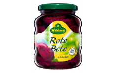 Kuehne Beetroot (sliced) - 370 ml