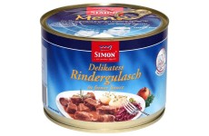 Simon Deli-style Beef Goulash - 500 g