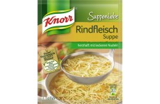 Knorr Suppenliebe Beef Soup  - 76 g