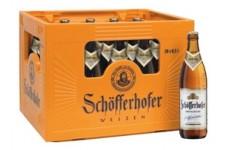 Schoefferhofer Crystal Wheat Beer - 20 x 500 ml