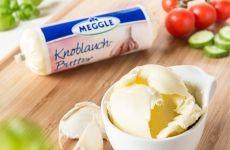 Meggle Garlic Butter - 125 g