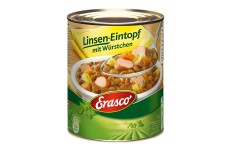 Lentil Stew with Sausage - 800 ml