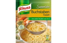 Knorr Suppenliebe Alphabet Soup - 90 g
